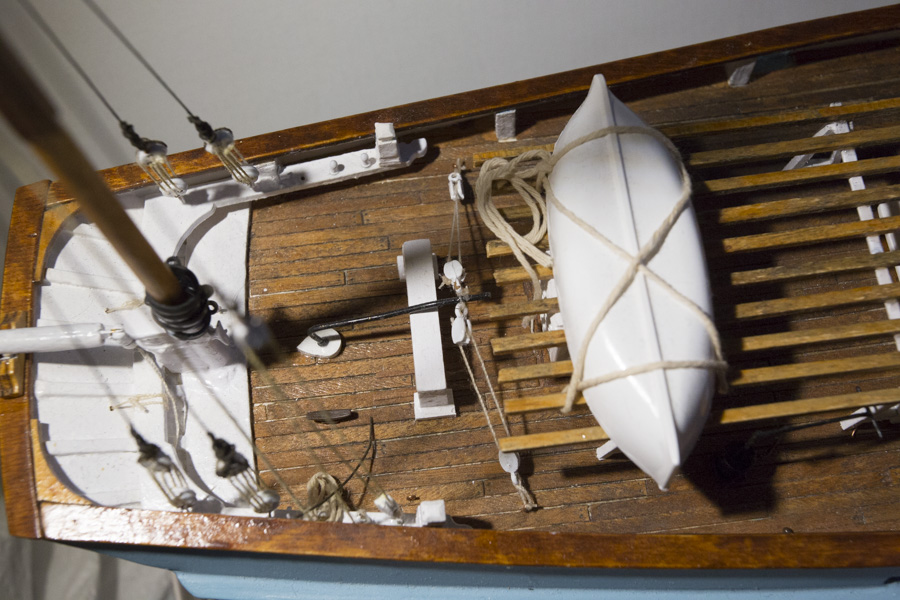 Thonier Marie-Jeanne (Billing Boats 1/50°) par rupileos - Page 2 5