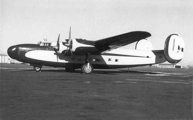 Aeronaves dependencias de  Gobierno  (México) ConvairLB-30