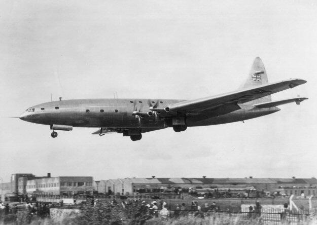 Neobicni, najljepši i najružniji avioni G-AGPW