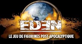 A la découverte d'Eden Logo