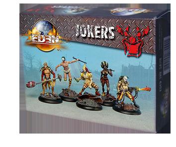 Eden, et ses frères et soeurs : idées et suggestions diverses, etc. Jokers