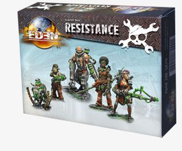 Eden, et ses frères et soeurs : idées et suggestions diverses, etc. Starter-resistance