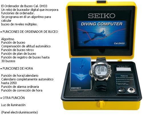 Visita a la Boutique de SEIKO - Página 3 STN009box