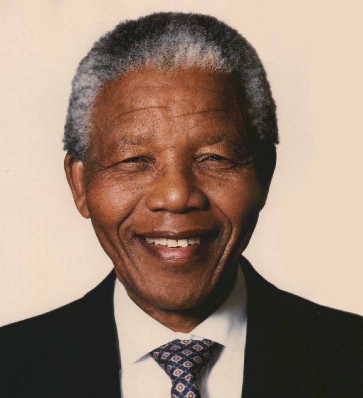 Un nouvel hommage.  Nelson-Mandela