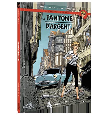 L'Automobile et la Bande Dessinée  - Page 5 Couv3d_9782888908289_0