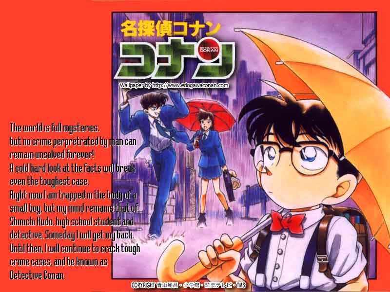 [Sưu tầm] Album ShinRan Wallpaper: Call It Destiny For You And Me Conan046