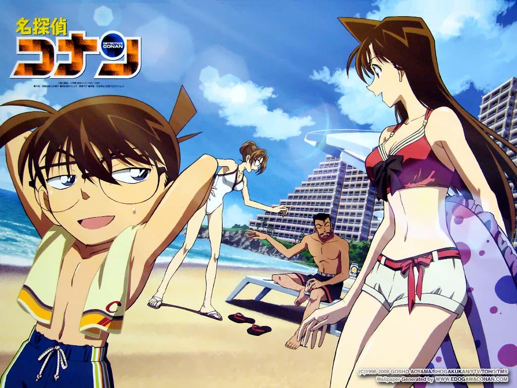 [Sưu tầm] Album ShinRan Wallpaper: Call It Destiny For You And Me Conan333