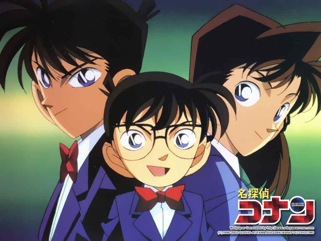 [Sưu tầm] Album ShinRan Wallpaper: Call It Destiny For You And Me Conan005