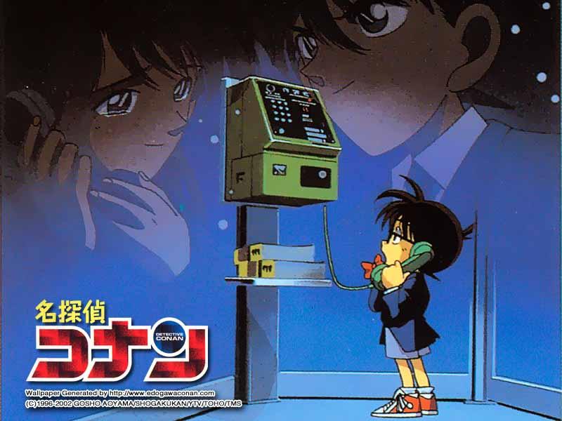 [Sưu tầm] Album ShinRan Wallpaper: Call It Destiny For You And Me Conan006