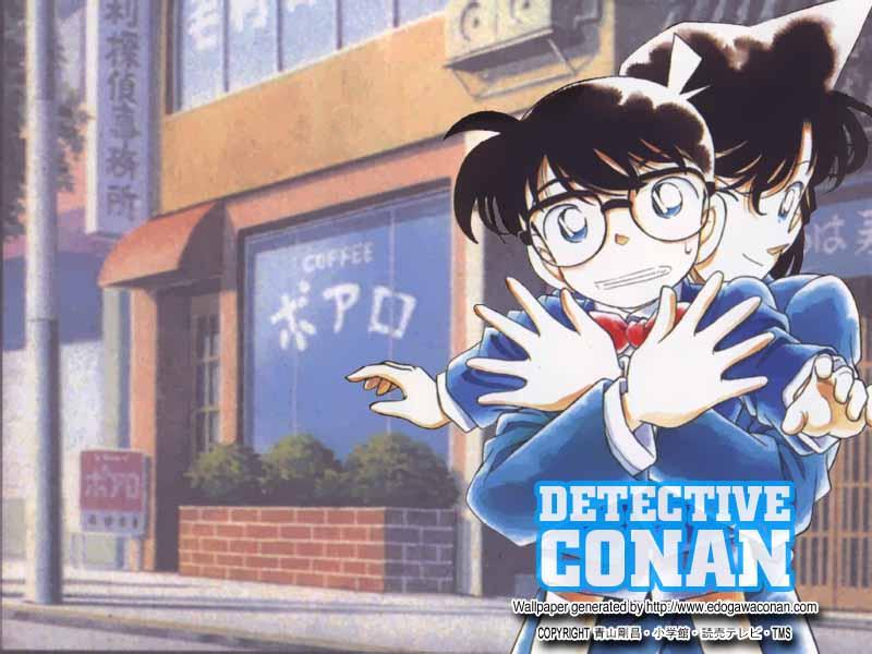 [Sưu tầm] Album ShinRan Wallpaper: Call It Destiny For You And Me Conan081