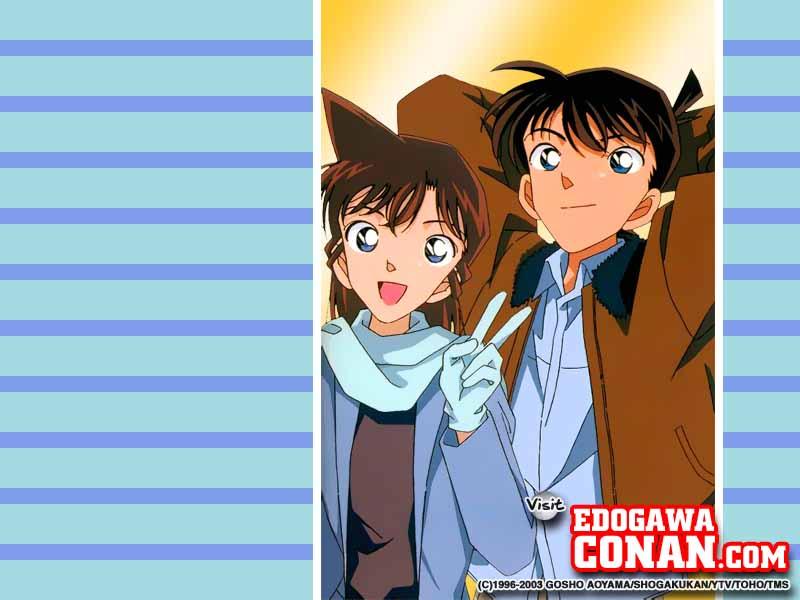 [Sưu tầm] Album ShinRan Wallpaper: Call It Destiny For You And Me Conan159