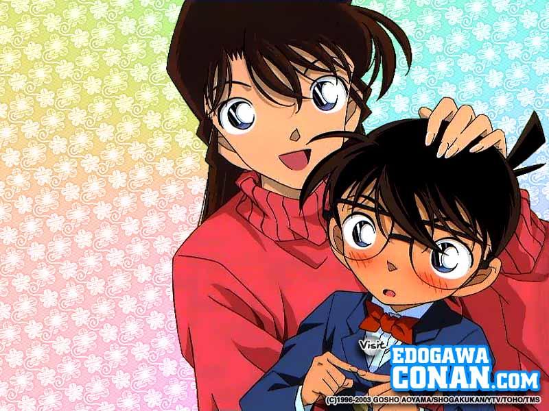 [Sưu tầm] Album ShinRan Wallpaper: Call It Destiny For You And Me Conan161