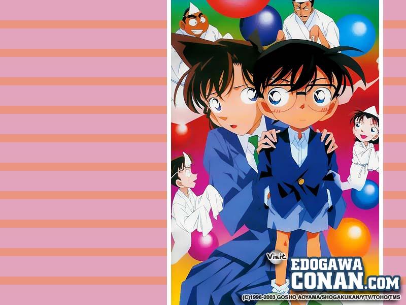 [Sưu tầm] Album ShinRan Wallpaper: Call It Destiny For You And Me Conan165