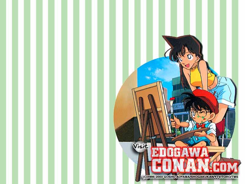 [Sưu tầm] Album ShinRan Wallpaper: Call It Destiny For You And Me Conan193