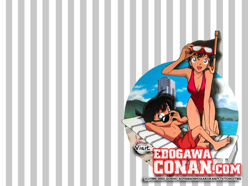 [Sưu tầm] Album ShinRan Wallpaper: Call It Destiny For You And Me Conan194