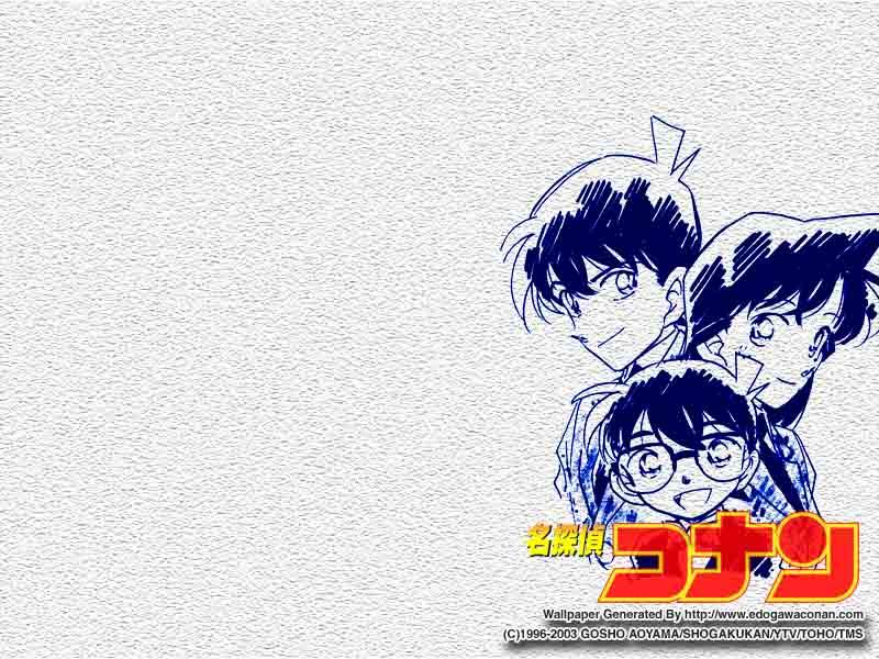 [Sưu tầm] Album ShinRan Wallpaper: Call It Destiny For You And Me Conan202