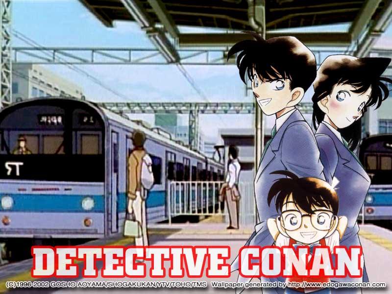 [Sưu tầm] Album ShinRan Wallpaper: Call It Destiny For You And Me Conan213