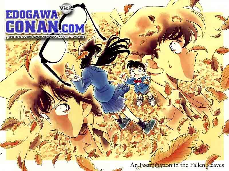[Sưu tầm] Album ShinRan Wallpaper: Call It Destiny For You And Me Conan224