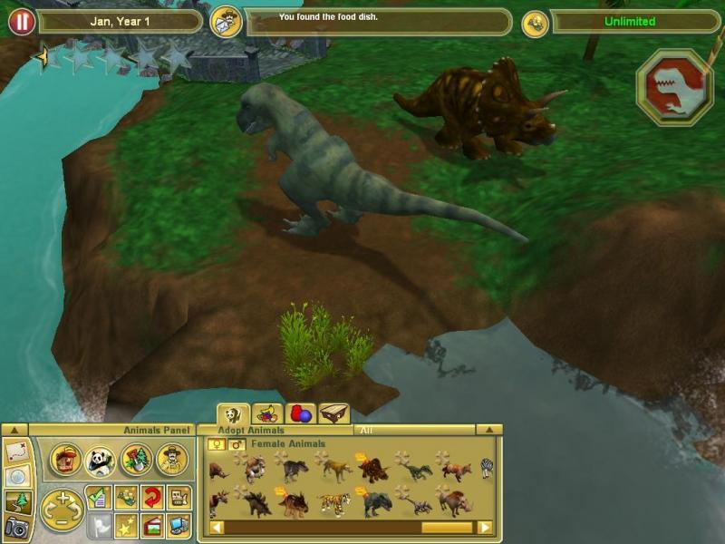 [Juego] Mira la imagen y adivina el videojuego  - Página 9 Zoo-tycoon-2-extinct-animals_2