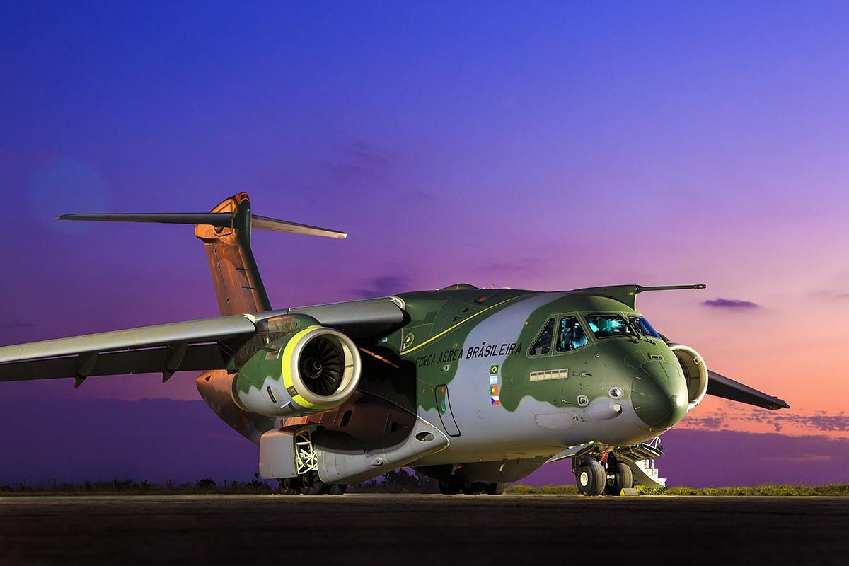 EMBRAER KC-390  - Página 7 KC390