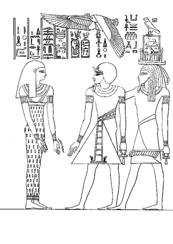 Importante nouvelle !! Pharaon-amenophis-iii-t9411