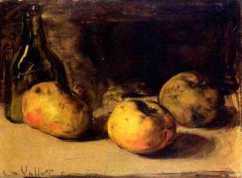 Pommes de ... Nature-morte-aux-pommes-et-