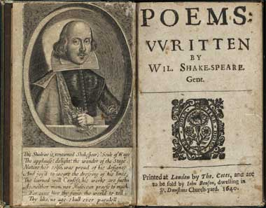 The William Shakespeare Conspiracy   1640shakespeare1