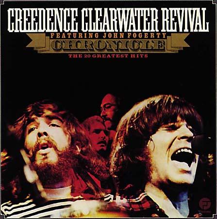 Credence Clearwater Revival - Genios del Swamp Rock - Creedence