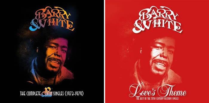 Dos recopilatorios celebran el legado de Barry White Barry-white15-04-18