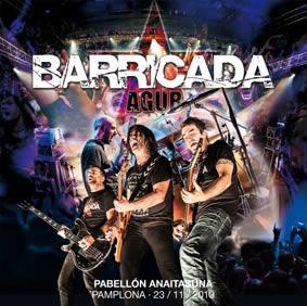 Vídeo de adelanto del álbum de despedida de Barricada Barricada-Agur-12-02-14