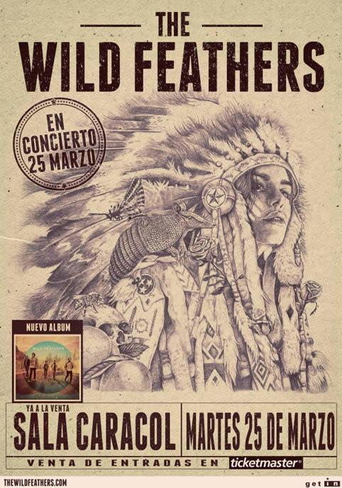 THE WILD FEATHERS - Página 2 Wild-feathers-15-01-14