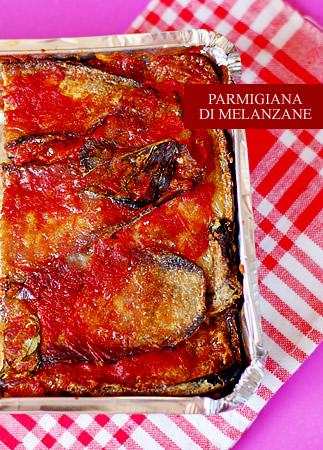 RECETAS DEL MUNDO Parmigiana-di-melenzane