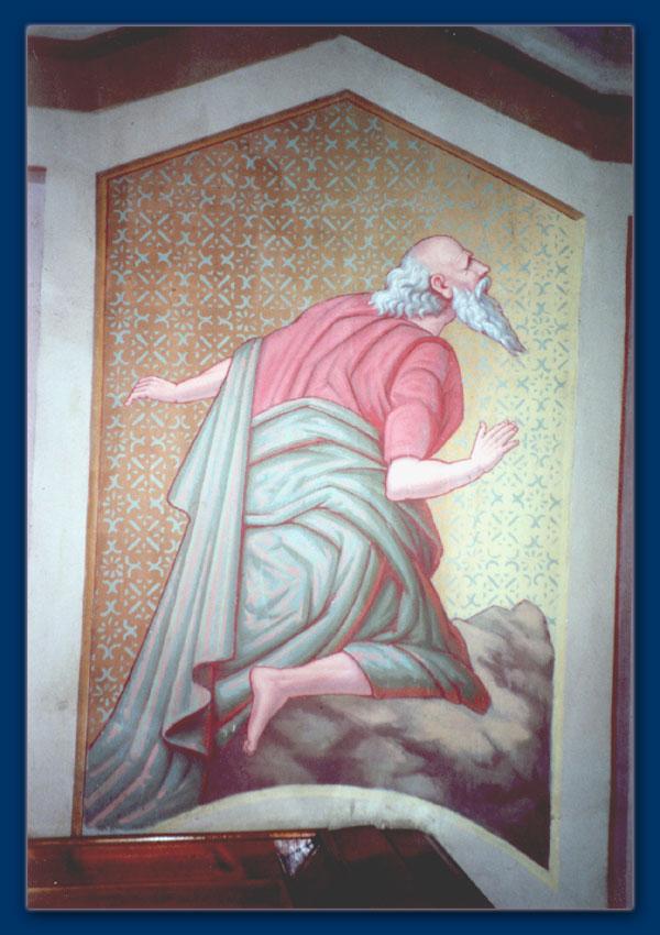 """La """"vision"""" du prophète Ezechiel (-623 ) Ezechiel"""