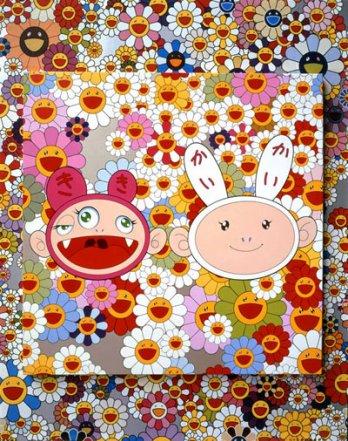 [Artiste] Takashi MURAKAMI 3408_kaikai_kiki_news_2001