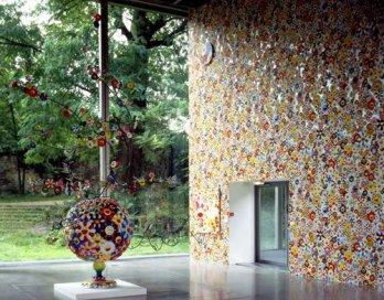 [Artiste] Takashi MURAKAMI 3409_flower_matango_2002