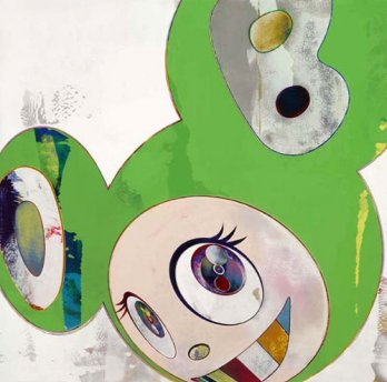 [Artiste] Takashi MURAKAMI 3410_and_then_and_then_2006