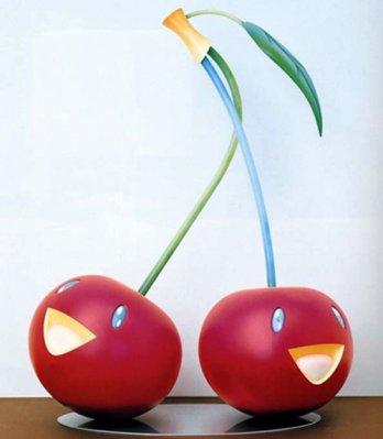 [Artiste] Takashi MURAKAMI 3412_cherries_2005