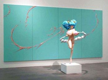 [Artiste] Takashi MURAKAMI 3413_hiropon_1997