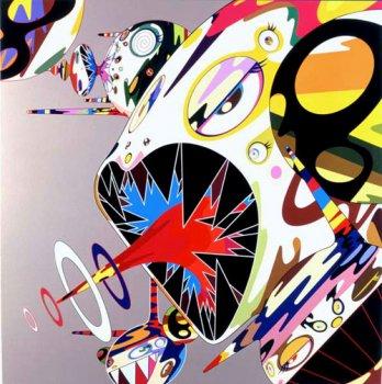 [Artiste] Takashi MURAKAMI 3415_homage_to_francis_bacon___s