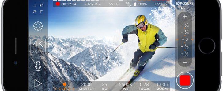 تطبيق ProMovie Recorder لتصوير الفيديو بدقة 4K للايفون وتعديله ProMovie-Recorder-728x300