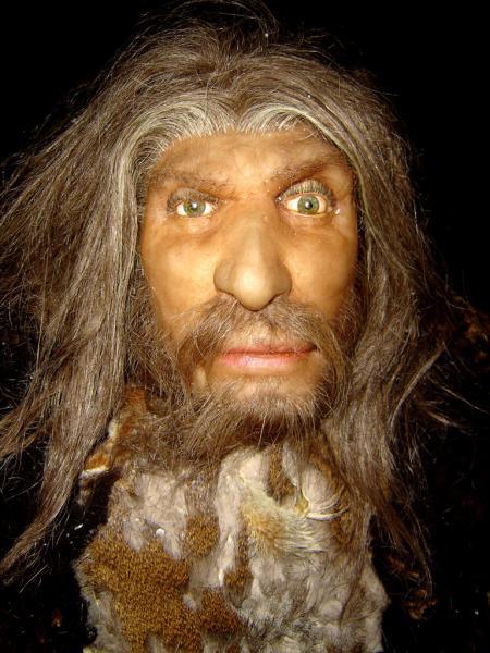 Les pharaons étaient noirs origine des anciens égyptiens Homme-prehistorique3