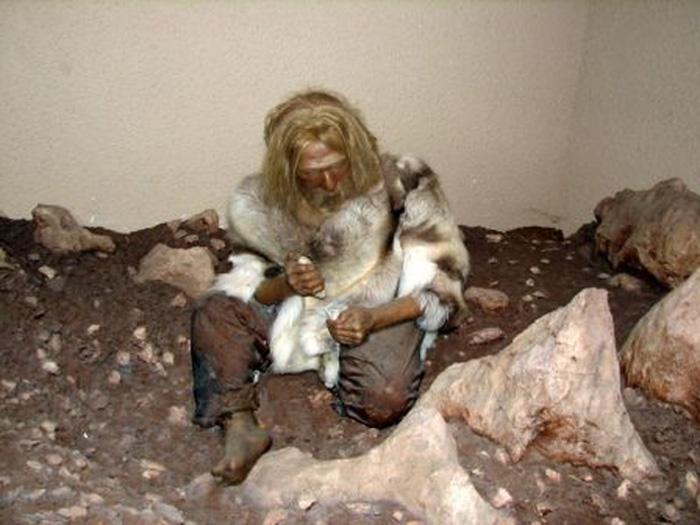 Les pharaons étaient noirs origine des anciens égyptiens Homme-prehistorique6