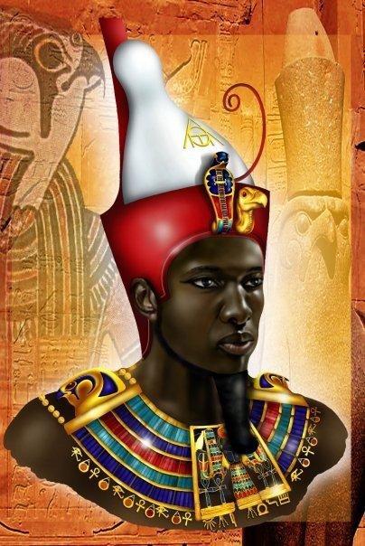 Origine africaine des sciences mathématiques Pharaon-degypte