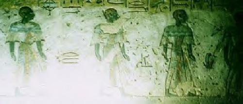 Les pharaons étaient noirs origine des anciens égyptiens Type-humain-egypte3