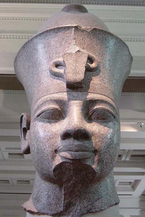 Les pharaons étaient noirs origine des anciens égyptiens Ramses2