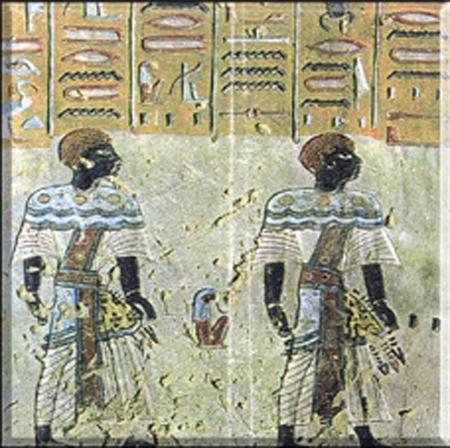 Les pharaons étaient noirs origine des anciens égyptiens Remetou