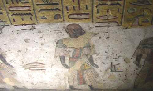Les pharaons étaient noirs origine des anciens égyptiens Remetou2