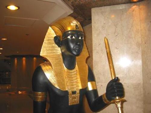 Les pharaons étaient noirs origine des anciens égyptiens Toutankhamon