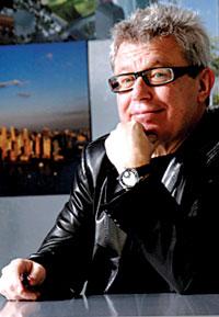 Najpoznatije svetske arhitekte Danijel_Libeskind_280209