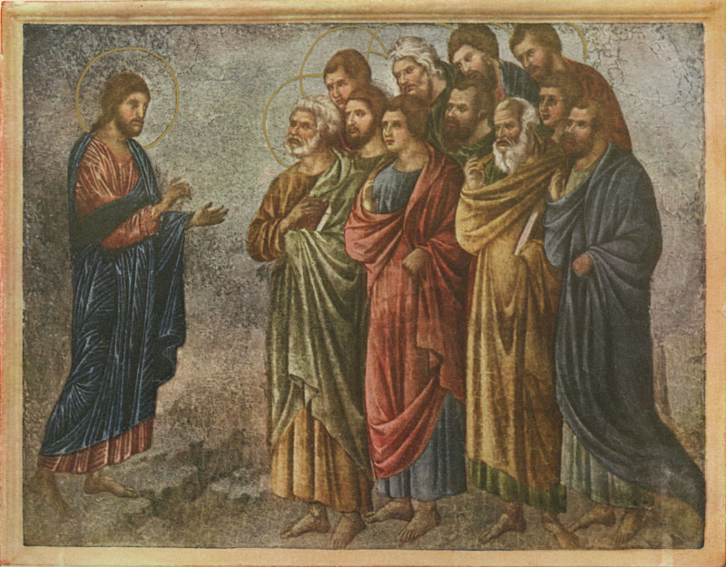 LA VIE INTÉRIEURE (R.P. Joseph Tissot) Sending12DuccioDiBuoninsegnaca14Cent